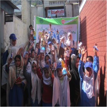Global Hand Washing Day Observed