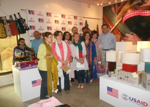 Stitching & Chai Exhibition